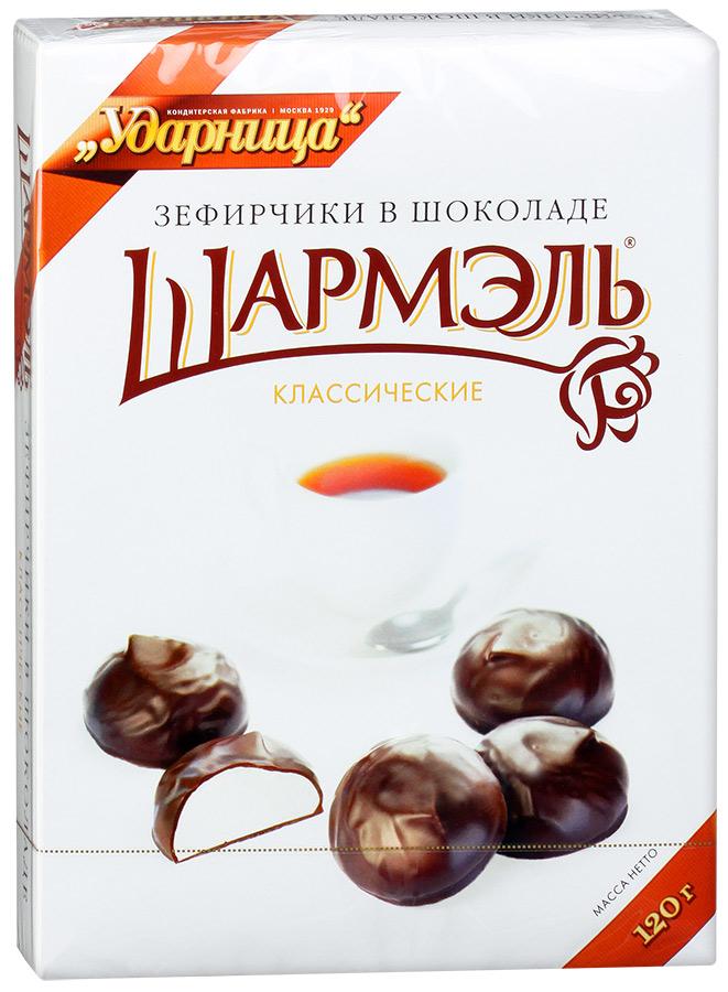 Зефирчики в шоколаде Шармэль