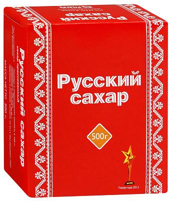Русский Сахар Сахар прессованный 500г Русский сахар сахар мельница kotanyi корица сахар 37г