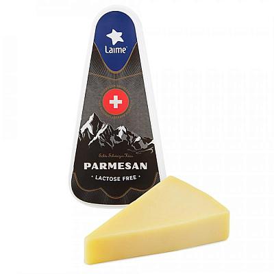 Фото - LAIME БЗМЖ Сыр Пармезан 38% 140г LAIME без брэнда бзмж сыр твердый пармезан 40% laime