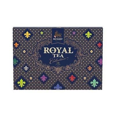 Richard Чай Richard Royal Tea Collection ассорти сашет Richard richard bell stolen