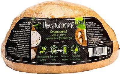 Рижский хлеб Хлеб ржано-пшеничный заварной в нарезке Крестьянский Рижский хлеб недорого