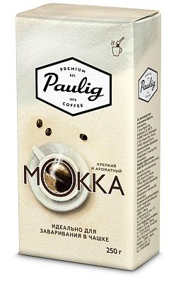 Паулиг Кофе Мокка молотый для заваривания в чашке PAULIG недорого
