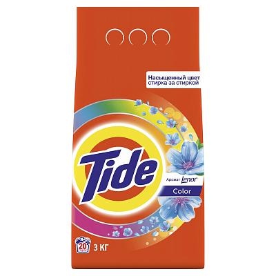 Фото - БЕЗ БРЭНДА Порошок стиральный автомат Color Lenor Scent Tide стиральный порошок tide color автомат 4 5 кг