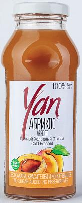 сок medicura годжи без сахара 0 33 л Без бренда Сок абрикосовый с яблоком без сахара Yan 0.25 л.