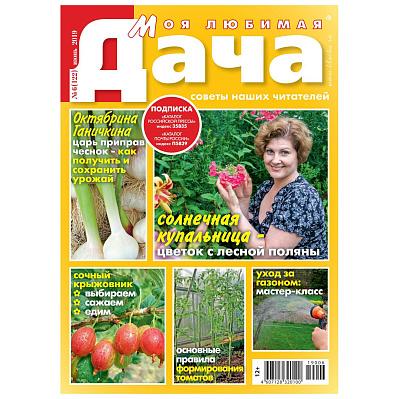 Журнал Журнал Любимая дача