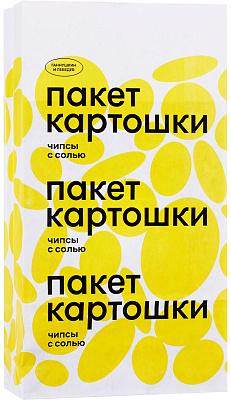 Фото - Пакет картошки Чипсы картофельные с солью 100г Пакет картошки лоренц чипсы картофельные naturals классические с солью lorenz