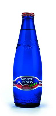 Фото - Без бренда Вода природная газированная минеральная Monte Pinos вода минеральная горячий ключ 2000 газированная 500 мл