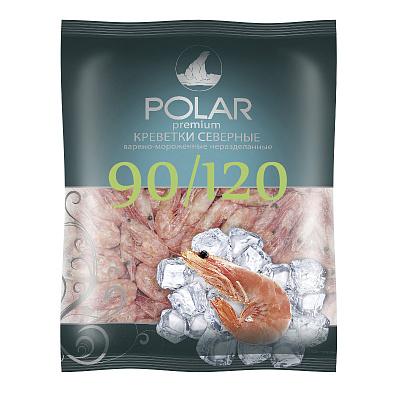Polar Креветки 90/120 500г Polar сумка polar polar po001bwfyur2