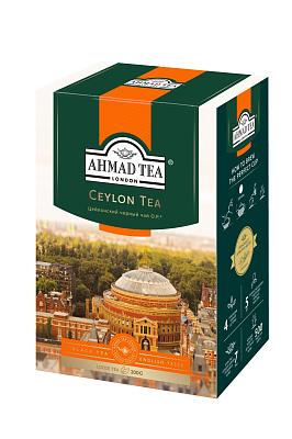 Ahmad Tea Чай черный Ahmad Tea Ceylon Tea Orange Pekoe листовой чай ahmad tea ceylon tea op черный 100 г