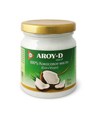 Фото - Без бренда Масло 100% кокосовое extra virgin Aroy-D масло кокосовое для тела extra premium virgin coconut oil масло 500мл
