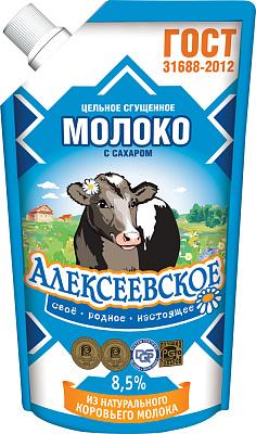 Алексеевское БЗМЖ Молоко сгущенное с сахаром Алексеевское алексеевское бзмж молоко сгущенное с сахаром алексеевское