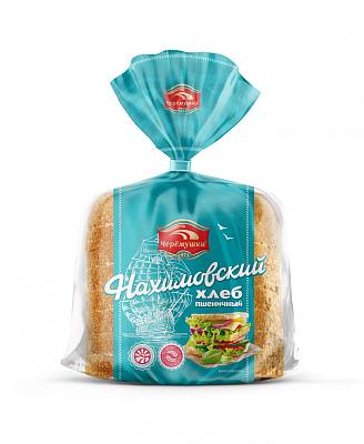 Фото - Черемушки Хлеб Нахимовский в нарезку 290г Черемушки хлеб черемушки бородинский нарезка 390 г