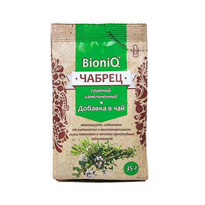 Без бренда Добавка в чай Чабрец сушеный BioniQ недорого