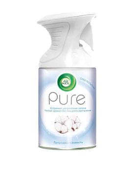 Air Wick Освежитель воздуха Pure Природная свежесть спрей Air Wick недорого