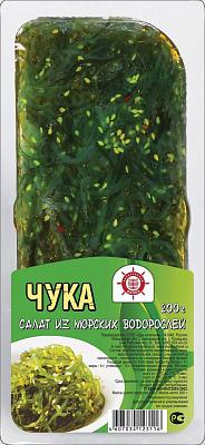 Капитанская бочка Салат Чука из морских водорослей Капитанская бочка капитанская повязка adidas fb capt armband cf1053