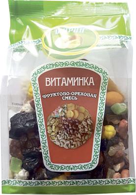 Фото - Ширин Смесь фруктово-ореховая Витаминка Ширин смесь фруктово ореховая botanica 140 г