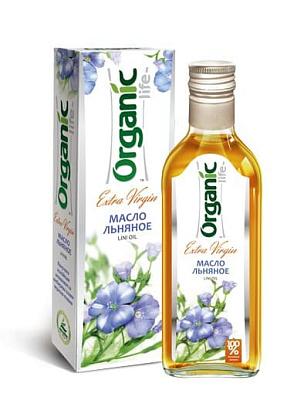 Без бренда Масло льняное Organic life без брэнда масло кунжутное organic life