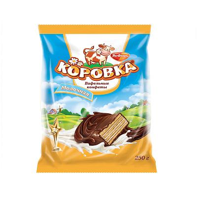 молочные смеси РотФронт Конфеты Коровка молочные РотФронт