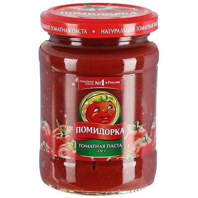 Помидорка Паста томатная Помидорка 0.25 кг.