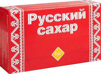 Русский Сахар Сахар прессованный 1 кг Русский сахар сахар мельница kotanyi корица сахар 37г