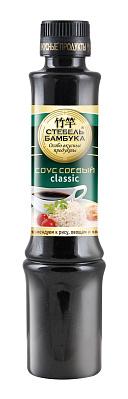 Стебель Бамбука Соус соевый Classic Стебель бамбука соус чили стебель бамбука острый 500 г