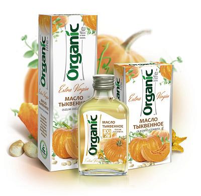 Без бренда Масло тыквенное Organic life без брэнда масло кунжутное organic life