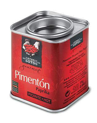 Antonio Sotos Gourmet Перец Паприка красный молотый сладкий Antonio Sotos Gourmet недорого