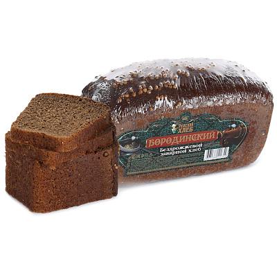 Фото - Рижский хлеб Хлеб бездрожжевой Бородинский Рижский хлеб хлеб черемушки бородинский нарезка 390 г
