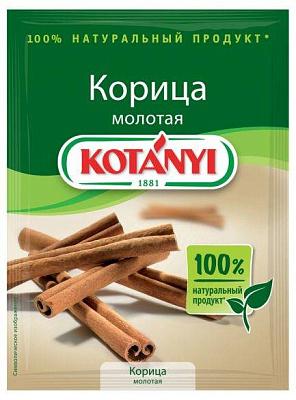 KOTANYI Корица молотая Kotanyi сахар мельница kotanyi корица сахар 37г
