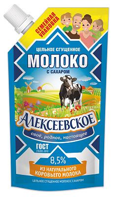 Алексеевское БЗМЖ Молоко цельное сгущенное 8.5% Алексеевское алексеевское бзмж молоко сгущенное с сахаром алексеевское