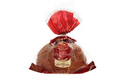Фото - Черемушки Хлеб Столичный половинка нарезка Черемушки хлеб черемушки бородинский нарезка 390 г