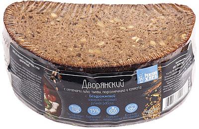 Рижский хлеб Хлеб Дворянский заварной подовый нарезанный Рижский хлеб недорого