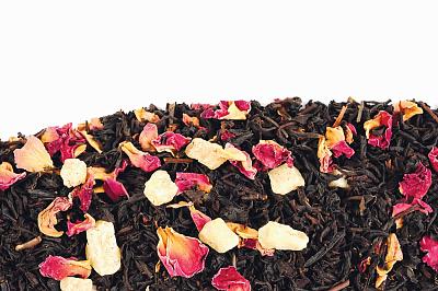 БЕЗ БРЭНДА Чай черный с добавками 1001 ночь вес Русская Чайная Компания чай черный байкальская ночь
