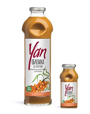 Без бренда Нектар облепиховый Yan без брэнда нектар вишневый yan