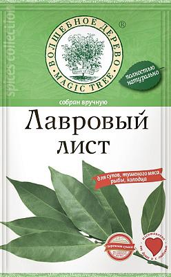 Фото - Волшебное дерево Лист лавровый целый Люкс Волшебное дерево волшебное тесто